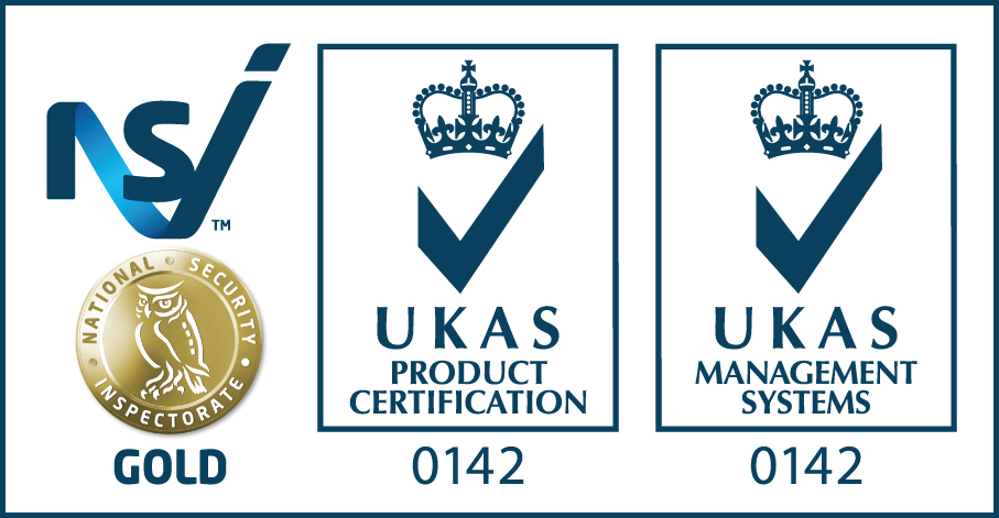 Iso 9001 Nsi Gold Accreditation Clarion Security Systems