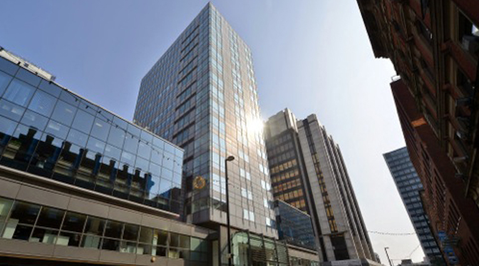 Access Control Manchester Luxury Offices Upgrade