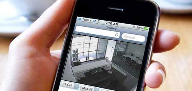 Smartphone CCTV - what are the benefits?